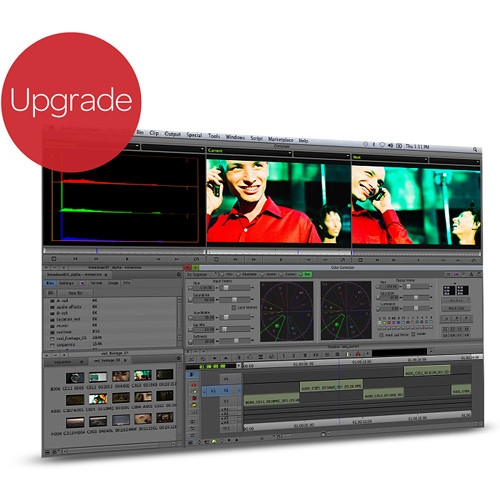 Avid Technologies Symphony Pre-6 to Symphony 6.5 Software Upgrade