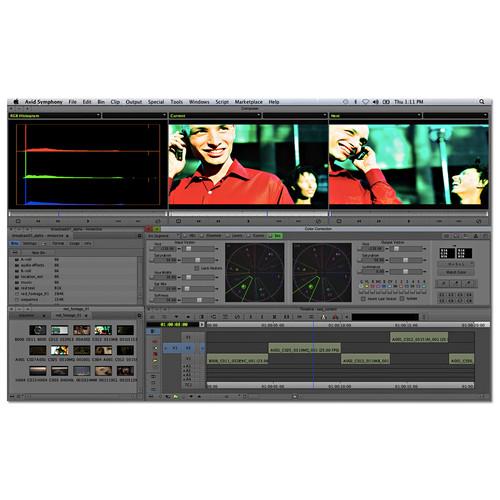 Avid Technologies Symphony 6.5 (Download)