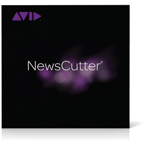 Avid Media Composer | NewsCutter Option (Floating License: 20 Pack)