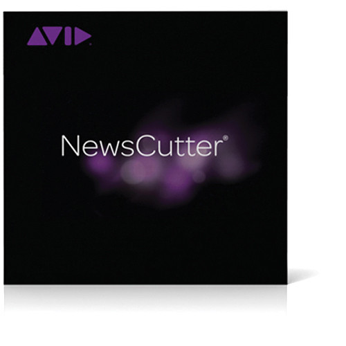 Avid Media Composer NewsCutter Option Floating License 50-Pack (1-Year Subscription)