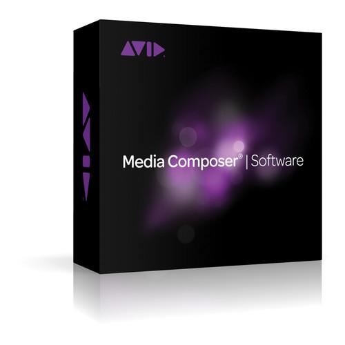 Avid Technologies Media Composer 8 (Floating License: 20 Pack)