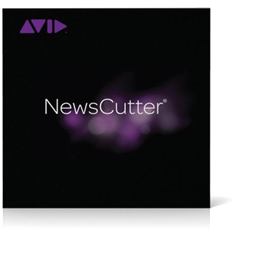 Avid Media Composer   NewsCutter Option