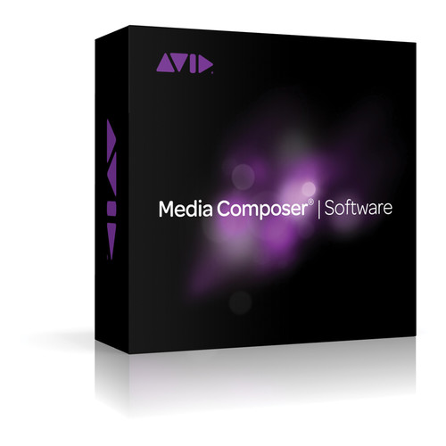Avid Media Composer 8 (Standard, Annual Subscription, Activation Card)