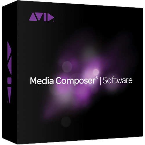 Avid Technologies Media Composer 8 (Crossgrade, Annual Subscription, Activation Card)