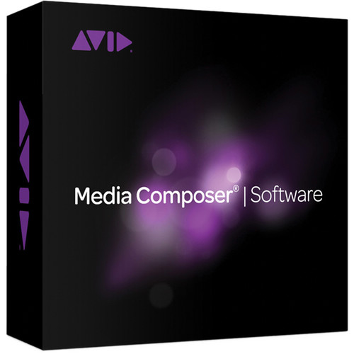 Avid Media Composer Production Pack 2nd-Gen (20-Seat Floating License Educational Upgrade, Download)