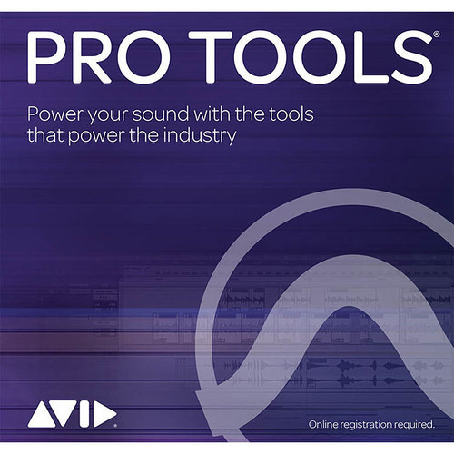 Avid Pro Tools Standard 1-Year Subscription Multiseat License Renewal (Academic Institutions, Download)