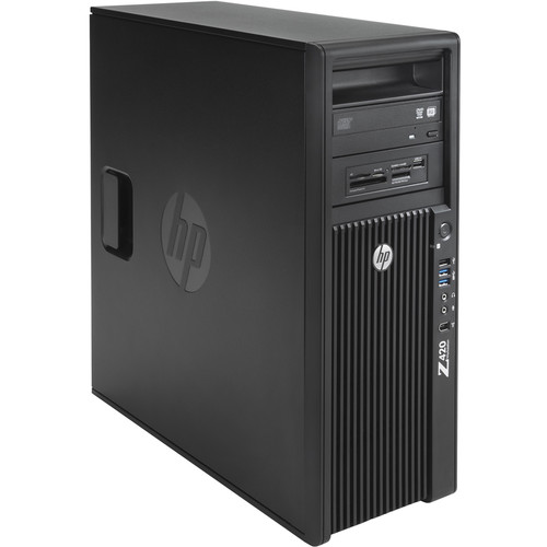 Avid HP Z420 6-Core TurnKey Workstation