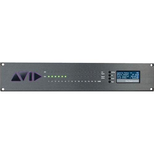 Avid Pro Tools | MTRX Audio Interface - Base Unit with MADI and Pro | Mon 2 Monitoring Control