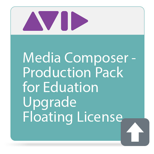 Avid Technologies Floating License Renewal for Media Composer | Production Pack (Educational, 50-Seat)