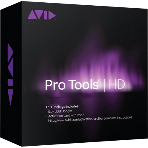 Avid Pro Tools | HD 12 - Audio and Music Creation Software (Perpetual License, Boxed)