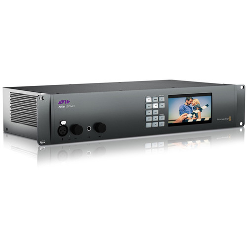 Avid Technologies Artist | DNxIO Video Hardware Interface with Media Composer (2-Year Subscription)