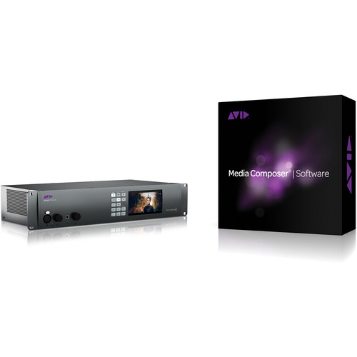 Avid Technologies Artist DNXIQ with Media Composer for Education (Dongle)
