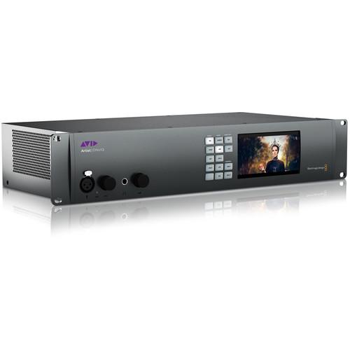 Avid Artist DNXIQ (Standalone) HHD, Ultra HD, 2K & 4K Processor