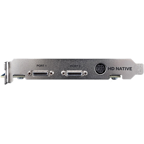 Avid Technologies Pro Tools HD Native PCIe Core Card (Does Not Include Software)