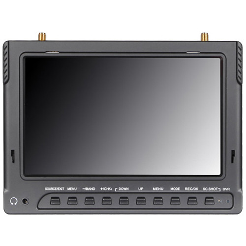 "Avinair Spectre 7"" Wireless FPV HD Monitor with DVR & Built-in Wireless Receiver (1024 x 600)"