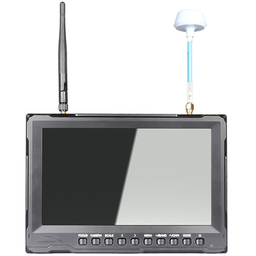 "Avinair Spectre 8"" Wireless FPV HD Monitor with DVR (1024 x 600)"