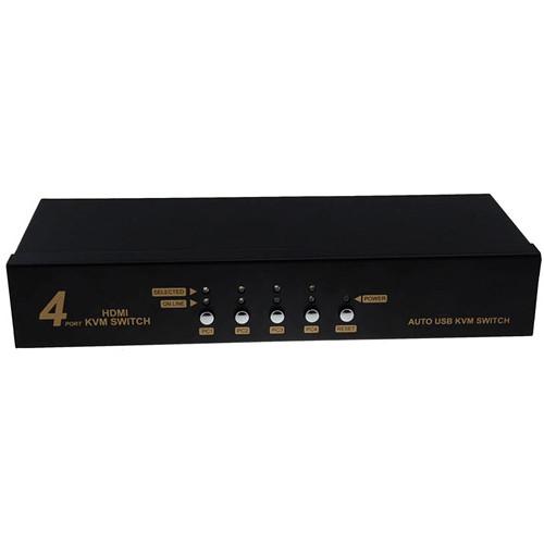 Avinair Spitfire 4-Port HDMI KVM Switch