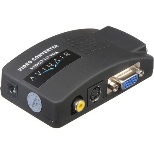 Avinair Spitfire Pro Video to VGA / AV to VGA Converter
