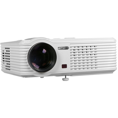 Avinair 210 SVGA Home Theater Projector with Wi-Fi