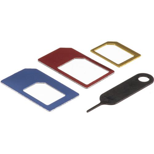AVODA 4-in-1 SIM Card Adapter