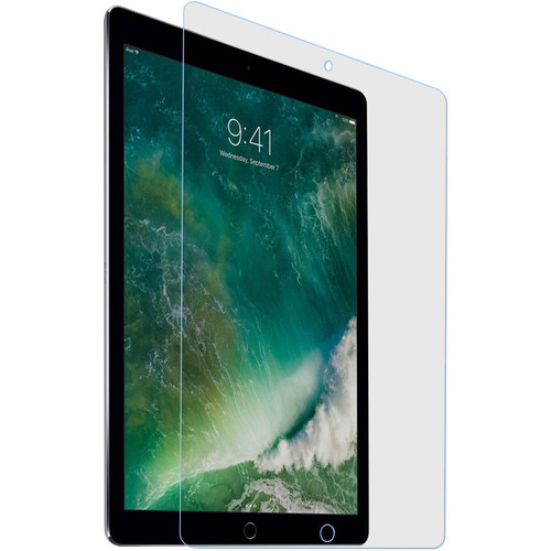 "AVODA Clear Tempered Glass Screen Protector for 9.7"" iPad 2017/2018, Pro, Air, and Air 2"