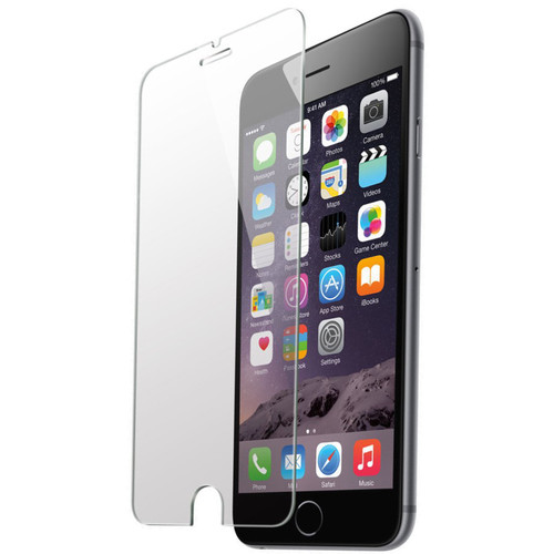 AVODA Clear Tempered Glass Screen Protector for iPhone 6 Plus/7 Plus/8 Plus