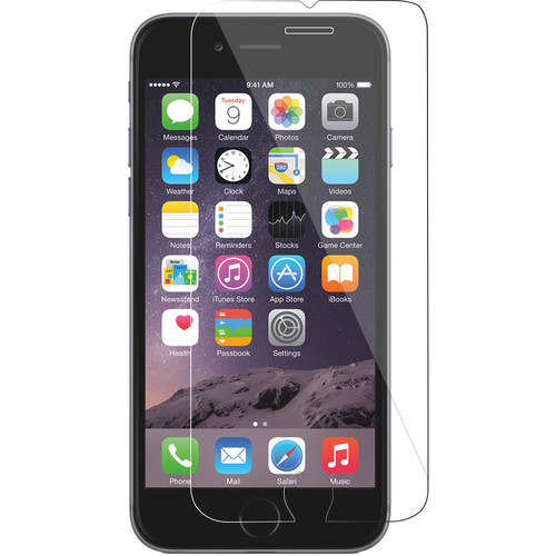 AVODA Clear Tempered Glass Screen Protector for Apple iPhone 6/6s/7/8
