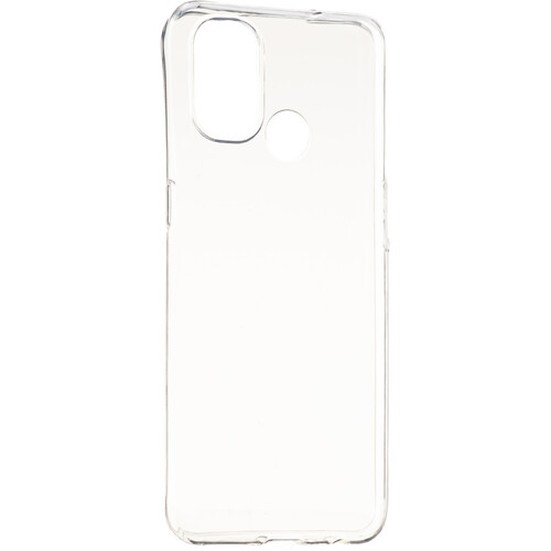 AVODA TPU Case for OnePlus Nord N100 (Clear)