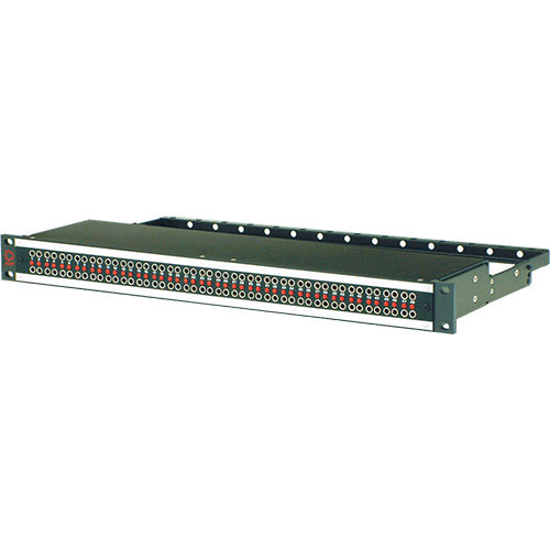AVP 2x48 Bantam Even Patchbay with Half-Normal Patching (1 RU)