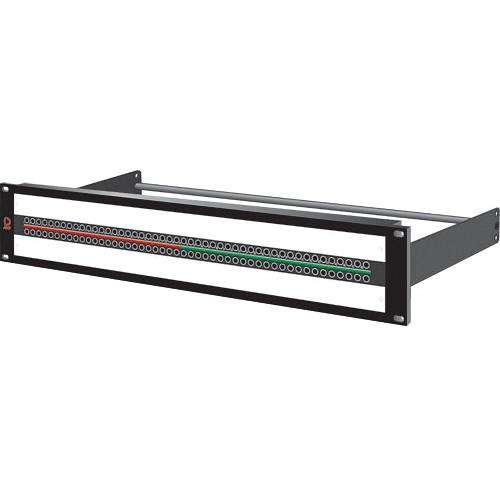 AVP AV-K248E2-Z-BAR SuperHD+ Mosaic Video Jackfield for Microsize Jack