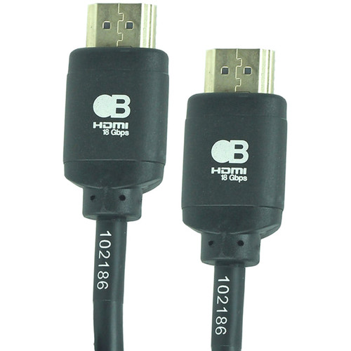 AVPro Edge Bullet Train Active Optical HDMI Cable (16.4')