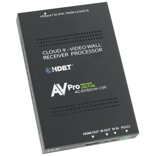 AVPro Edge Cloud 9 Video Wall Receiver (492')