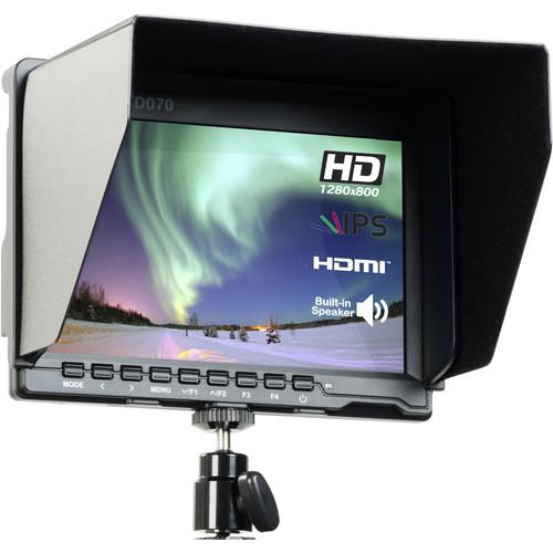 "Avtec XHD070 7"" On-Camera HDMI IPS Monitor"