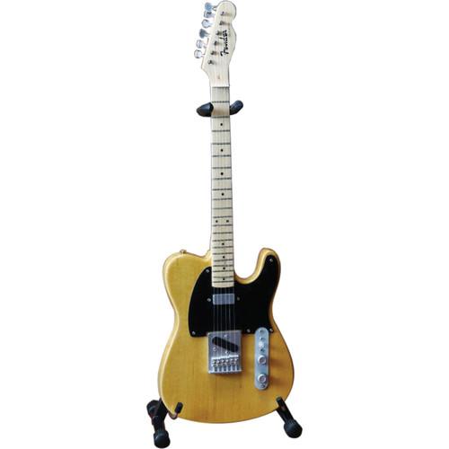 AXE HEAVEN Miniature Fender Telecaster Guitar Replica (Butterscotch Blonde)