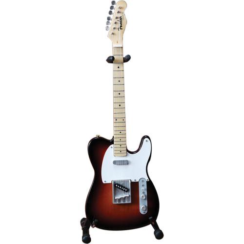 AXE HEAVEN Miniature Fender Telecaster Guitar Replica (Classic Sunburst)