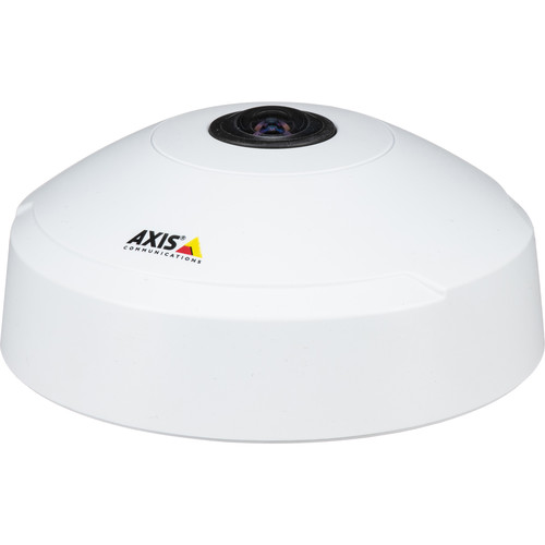 Axis Communications M3048-P 12MP 360° Panoramic Network Mini Dome Camera