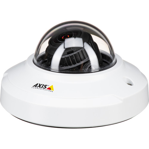 Axis Communications M3046-V 4MP Network Mini Dome Camera with 1.8mm Lens