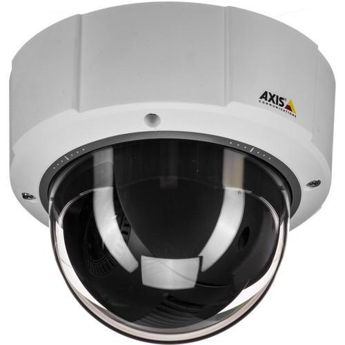 Axis Communications M55 Series M5525-E 1080p Outdoor PTZ Network Dome Camera