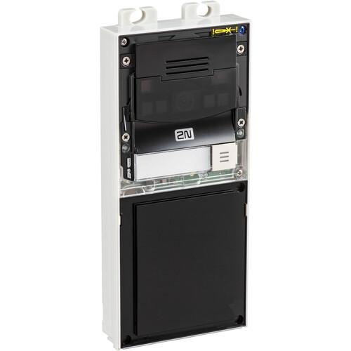 2N IP Verso Main Unit Module with Camera (Black)
