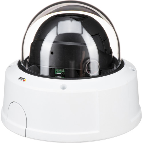Axis Communications Q3615-VE 1080p Outdoor Network Dome Camera