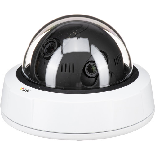 Axis Communications Q3708-PVE 15MP Outdoor Network Dome Camera