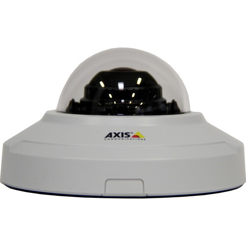 Axis Communications M3046-V 4MP Network Mini Dome Camera with 2.4mm Lens