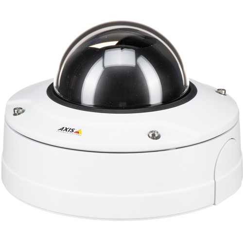 Axis Communications Q3505-VE Mk II 2MP Vandal-Resistant Outdoor Network Dome Camera with 3-9mm Lens