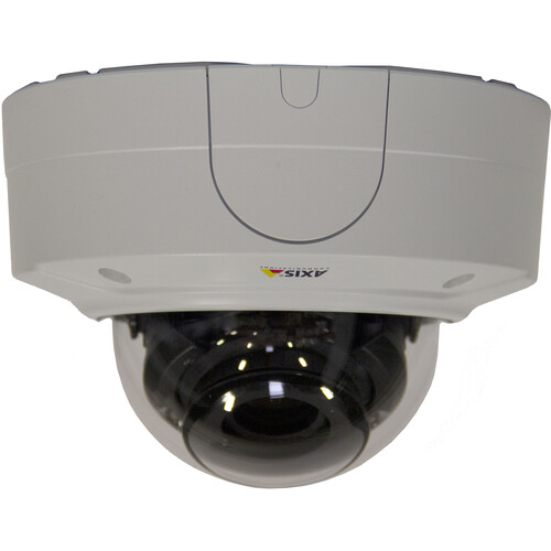 Axis Communications P3227-LVE 5MP IR WDR Fixed Dome Camera with 3.5-10mm Lens