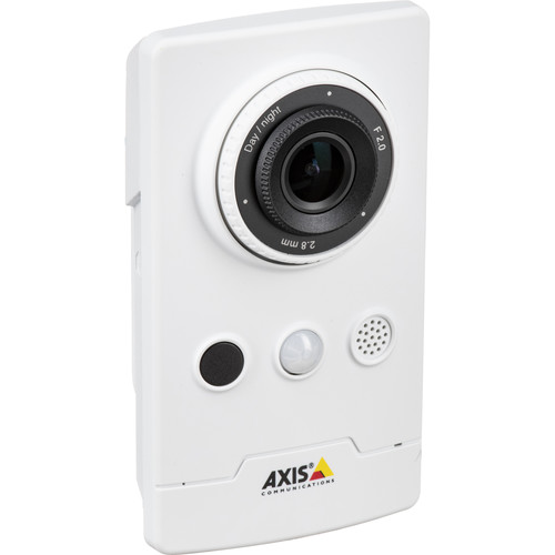 Axis Communications Companion Cube L 2MP Network Camera with Night Vision
