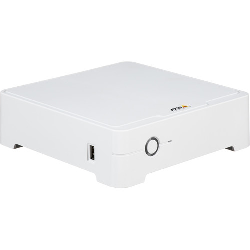 Axis Communications 8-Channel NVR with PoE Switch (4TB)