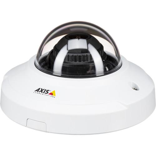 Axis Communications 2MP Companion WV Network Dome Camera