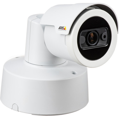 Axis Communications M2025-LE 1080p Outdoor Network Bullet Camera with Night Vision (White)
