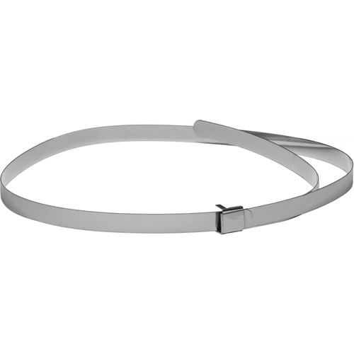 "Axis Communications 57"" Stainless Steel Straps (Pair)"