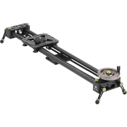 """Axler 30"""" Pro Camera Slider with Flywheel"""